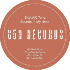 EKstatiQ Tone - InDeepAnDance (Original Mix)